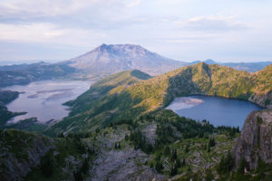 CALEB JACOBSON LOOKS INTO  THE FUTURE OF MOUNT ST. HELENS