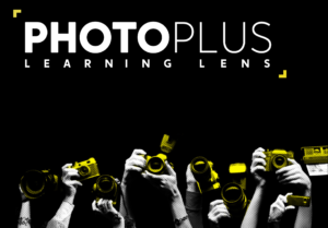 PHOTOPLUS Learning Lens Graphic