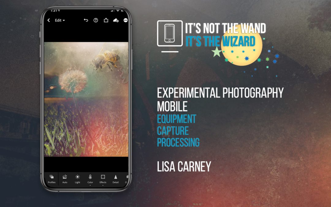 Experimental Mobile Photography with Lightroom Mobile & Other 3rd Party Apps