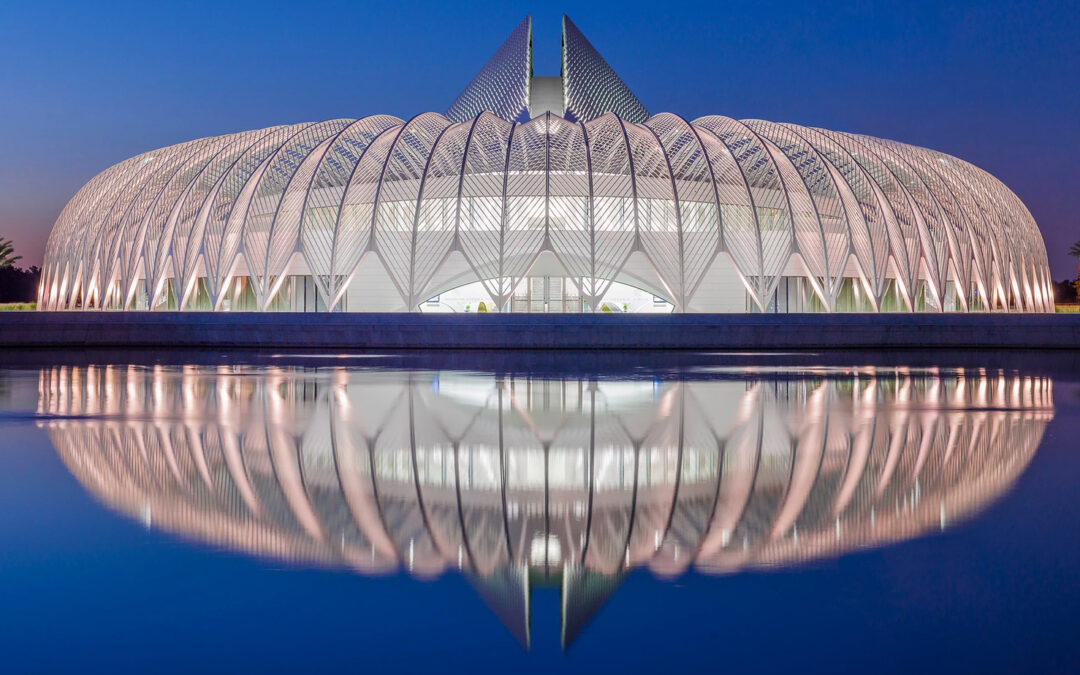 Creative Post-Processing for Architectural Photos